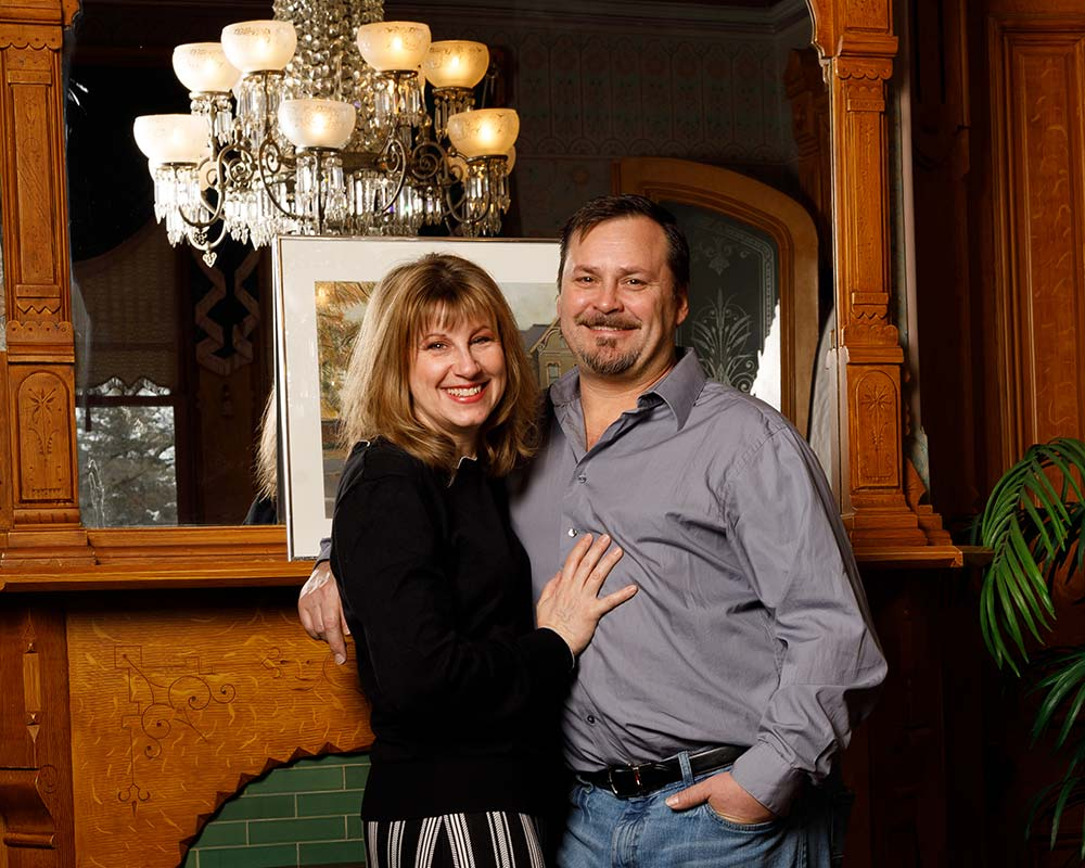 Kalamazoo house | to our cherished guests -- an exciting introduction and a sincere thank you. 1