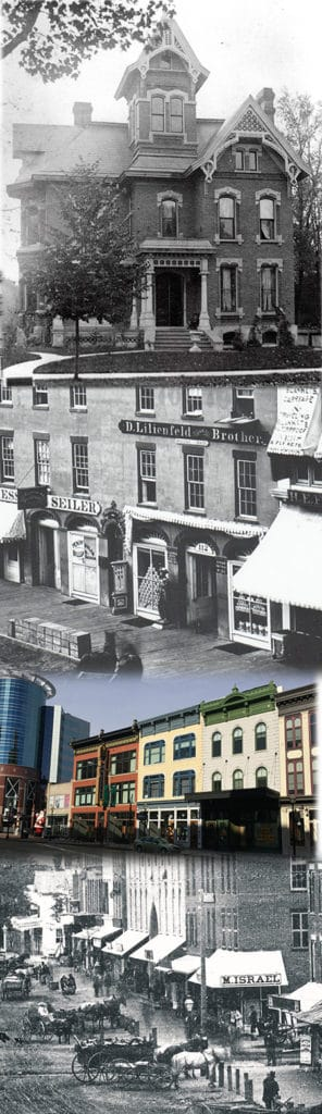 Kalamazoo house | our history 1