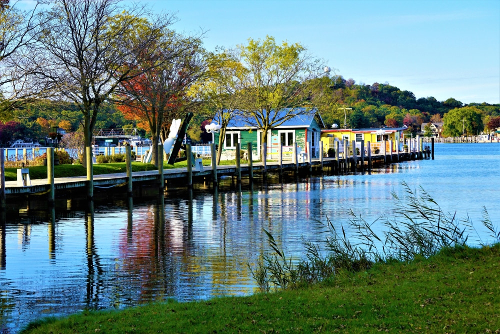 Getting out on the water is one of the best things to do in kalamazoo this summer